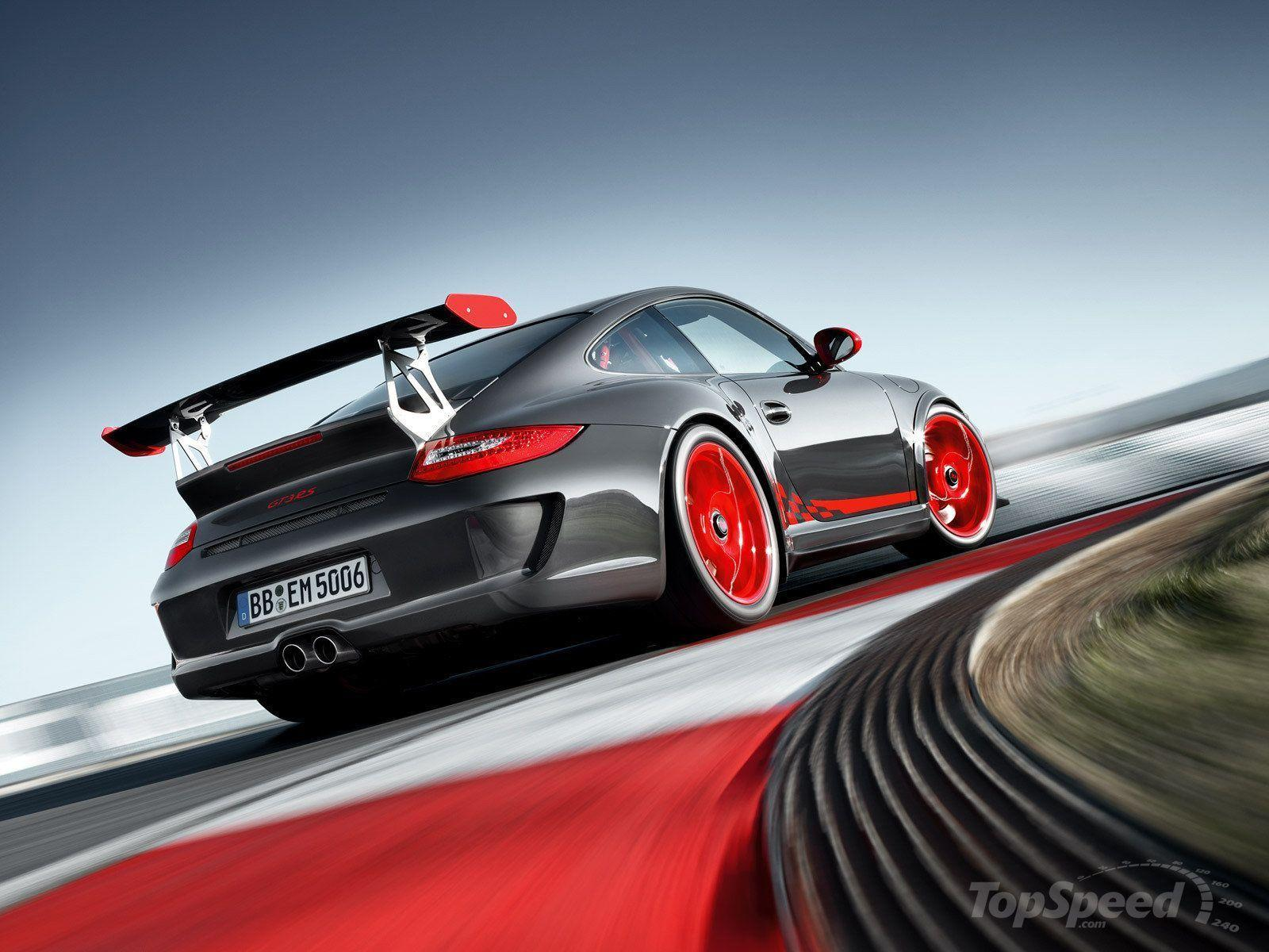 2010 porsche 911 gt3 rs picture 341915 top speed