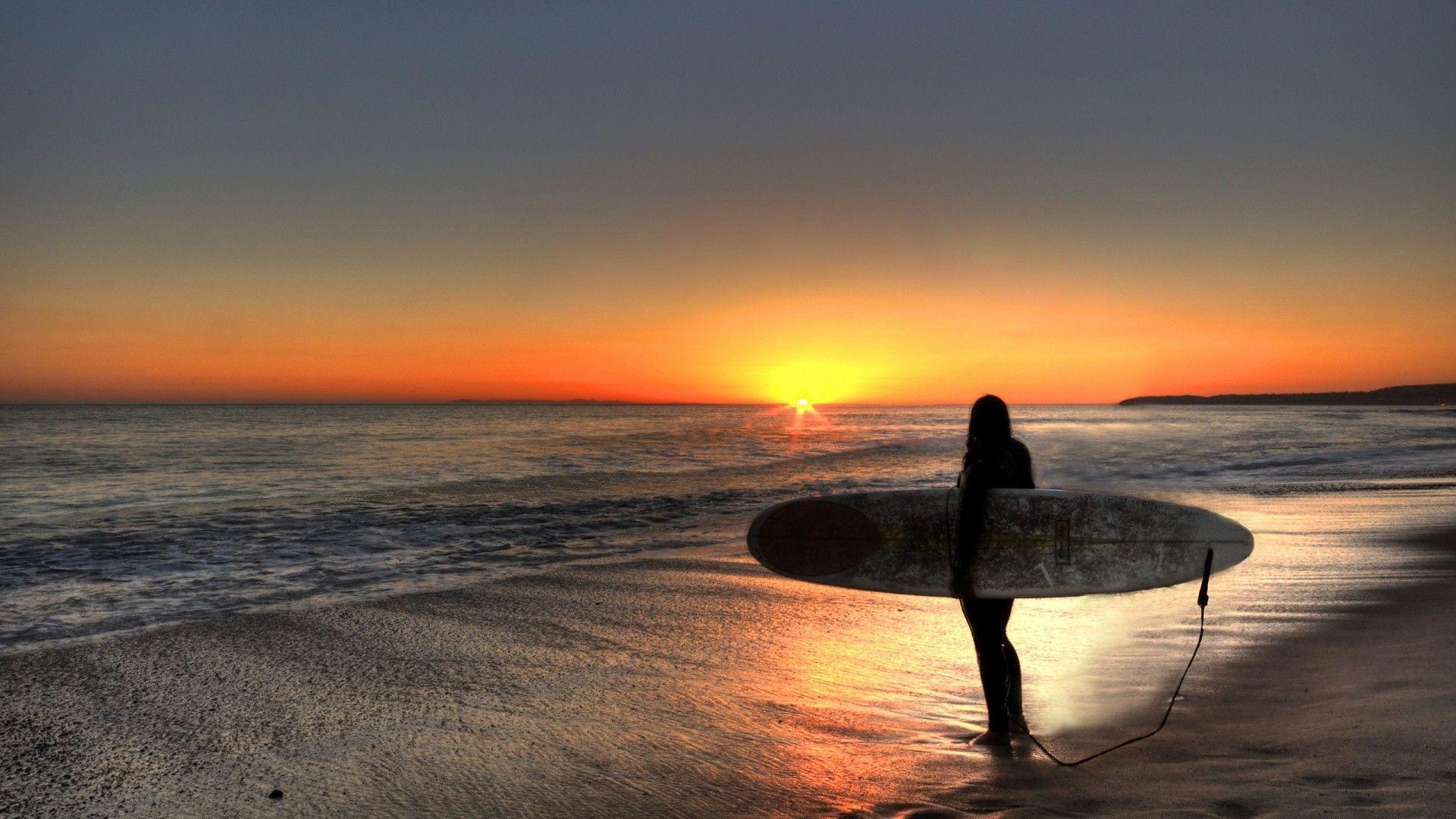 surf girl wallpaper for - photo #37