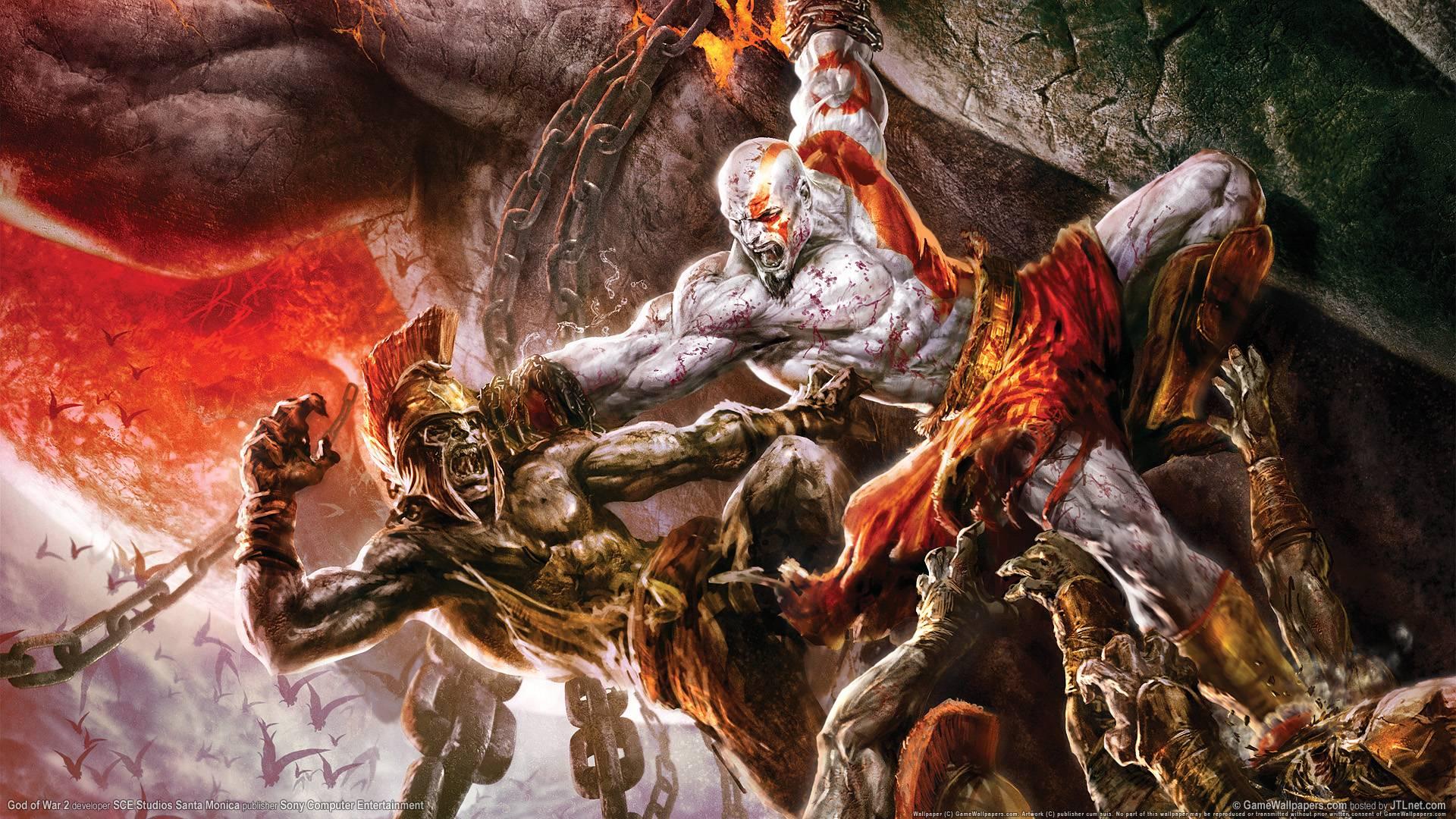 God Of War Hd Wallpapers Wallpaper Cave