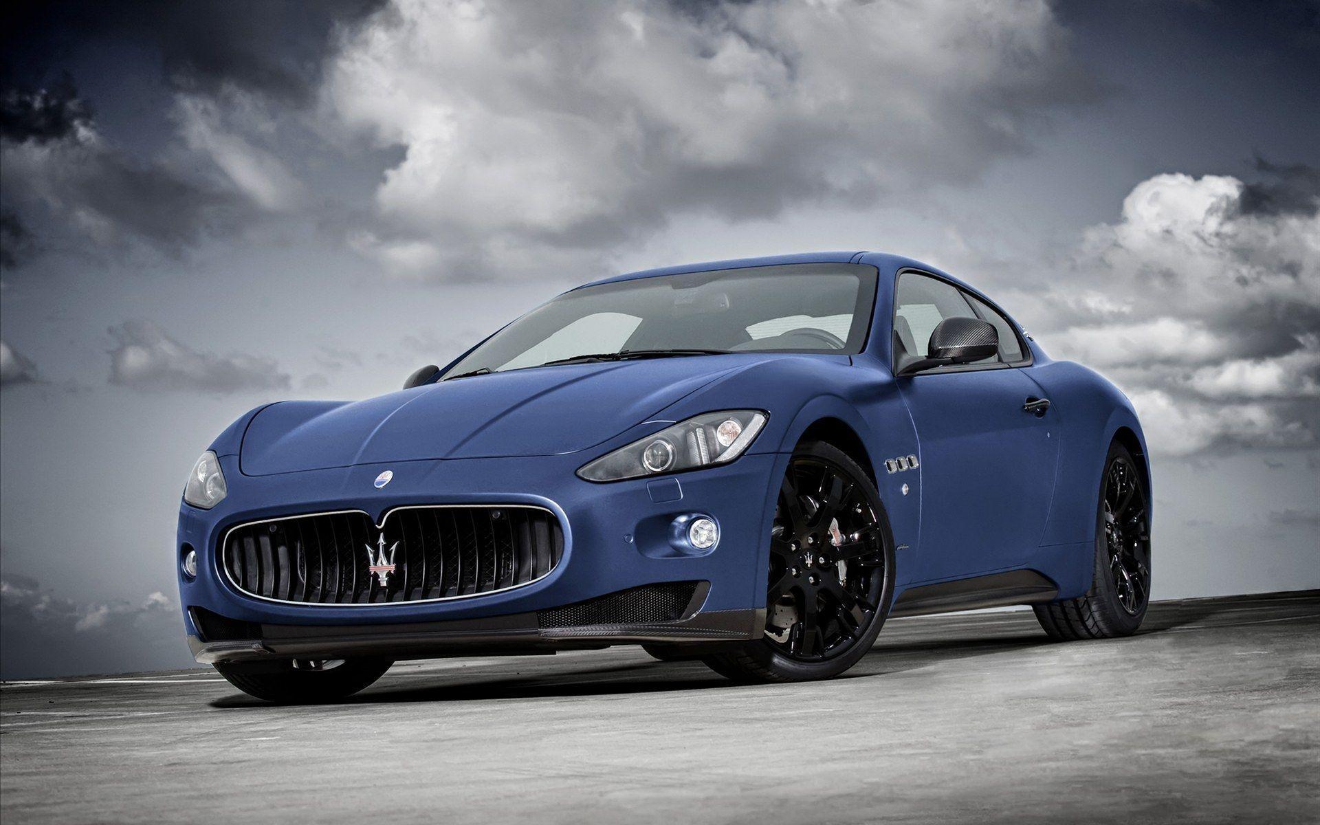 Maserati Wallpapers Wallpaper Cave