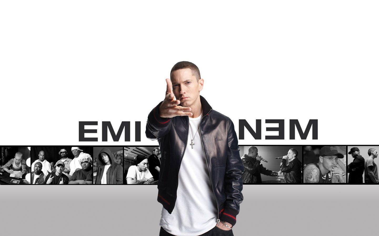 Eminem Wallpapers Wallpaper Cave