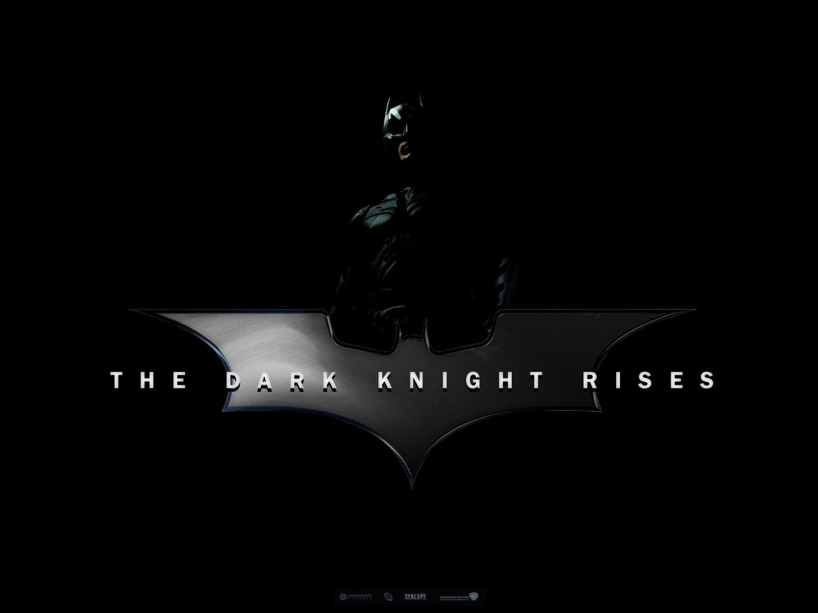 Logos For > Dark Knight Logo Wallpaper Hd