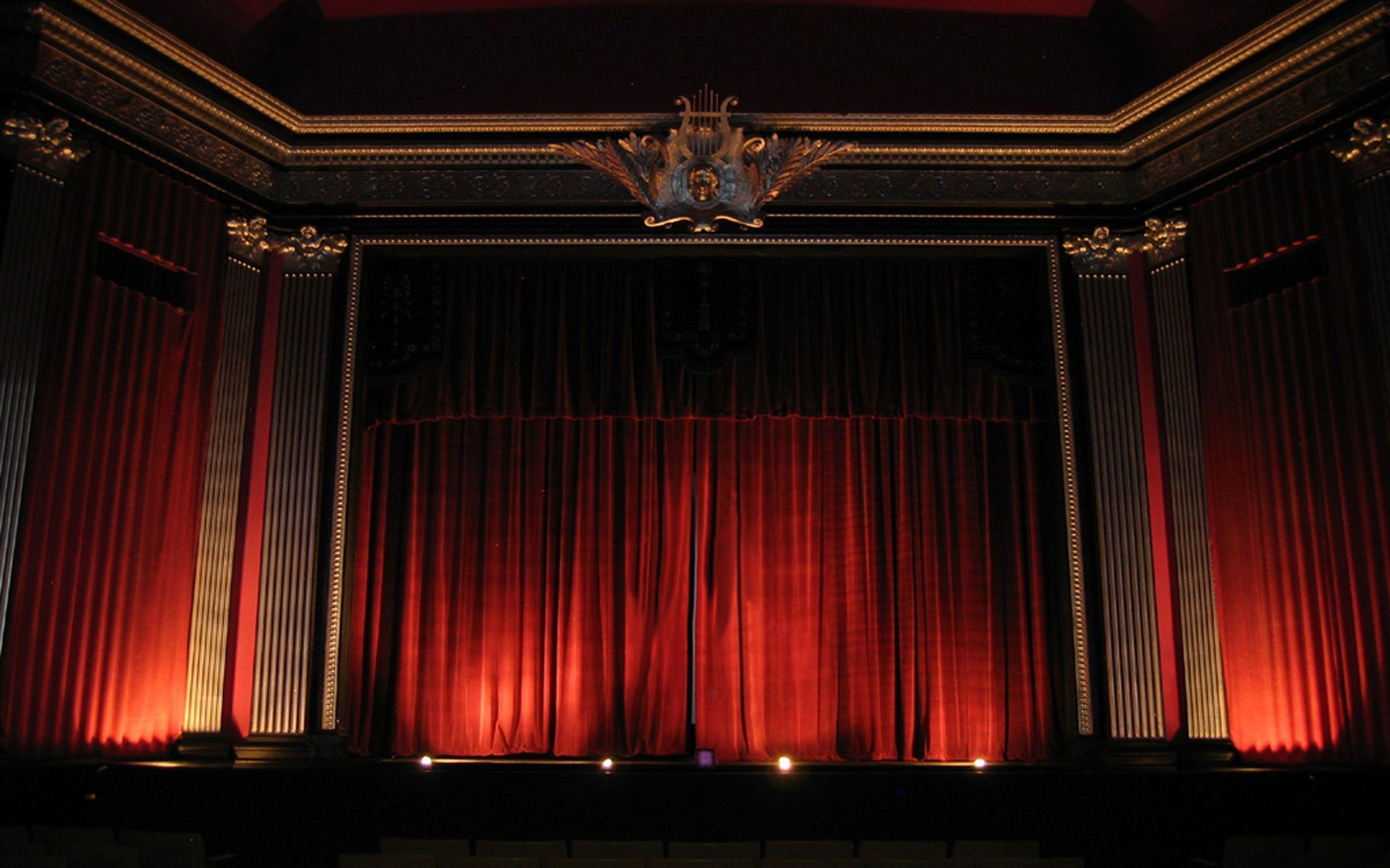 theatre wallpaper wallpapersafari - photo #26