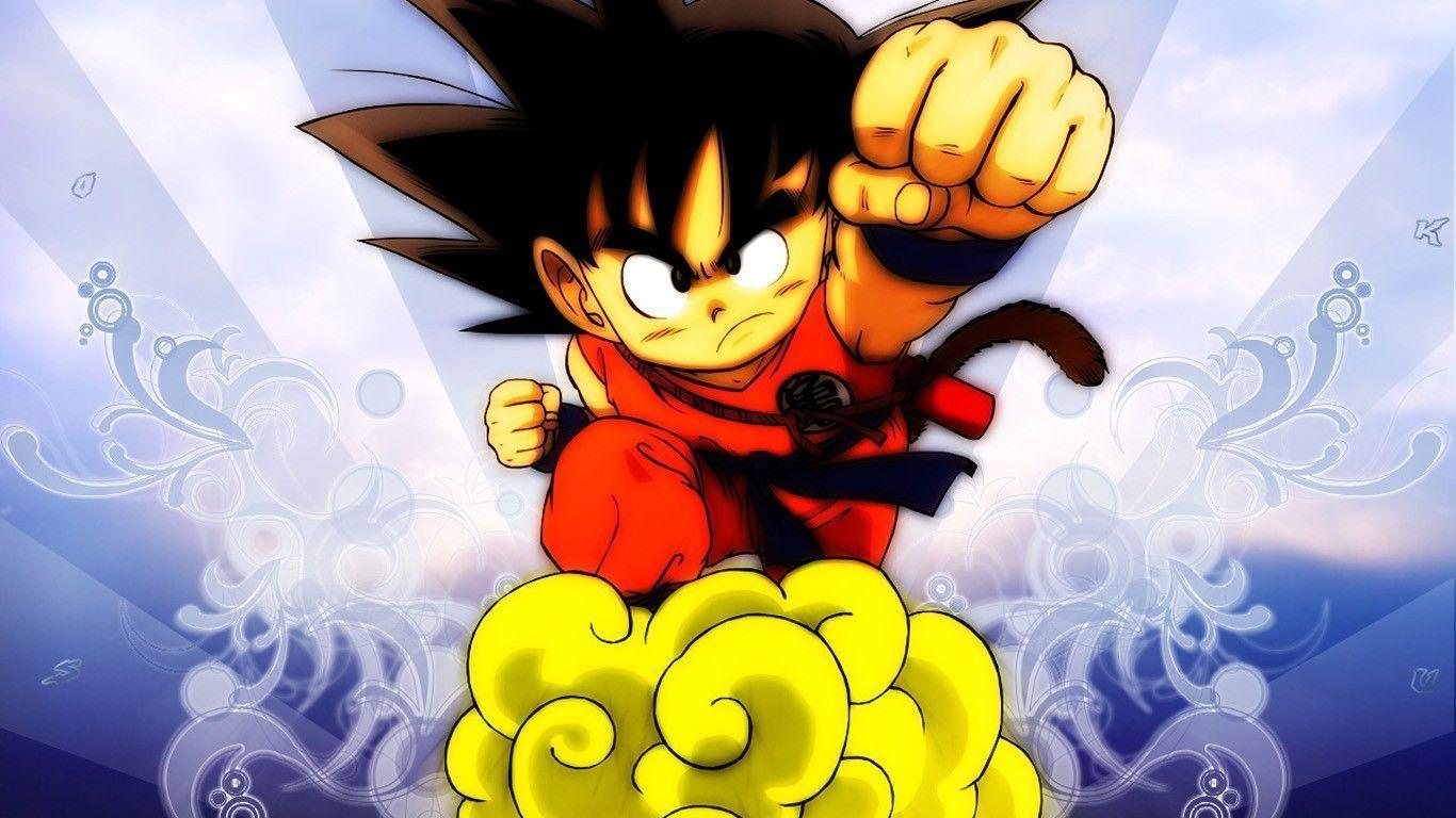 Download Son Goku Wallpaper vicvapor.com / Wallpaper Anime 75567 ...