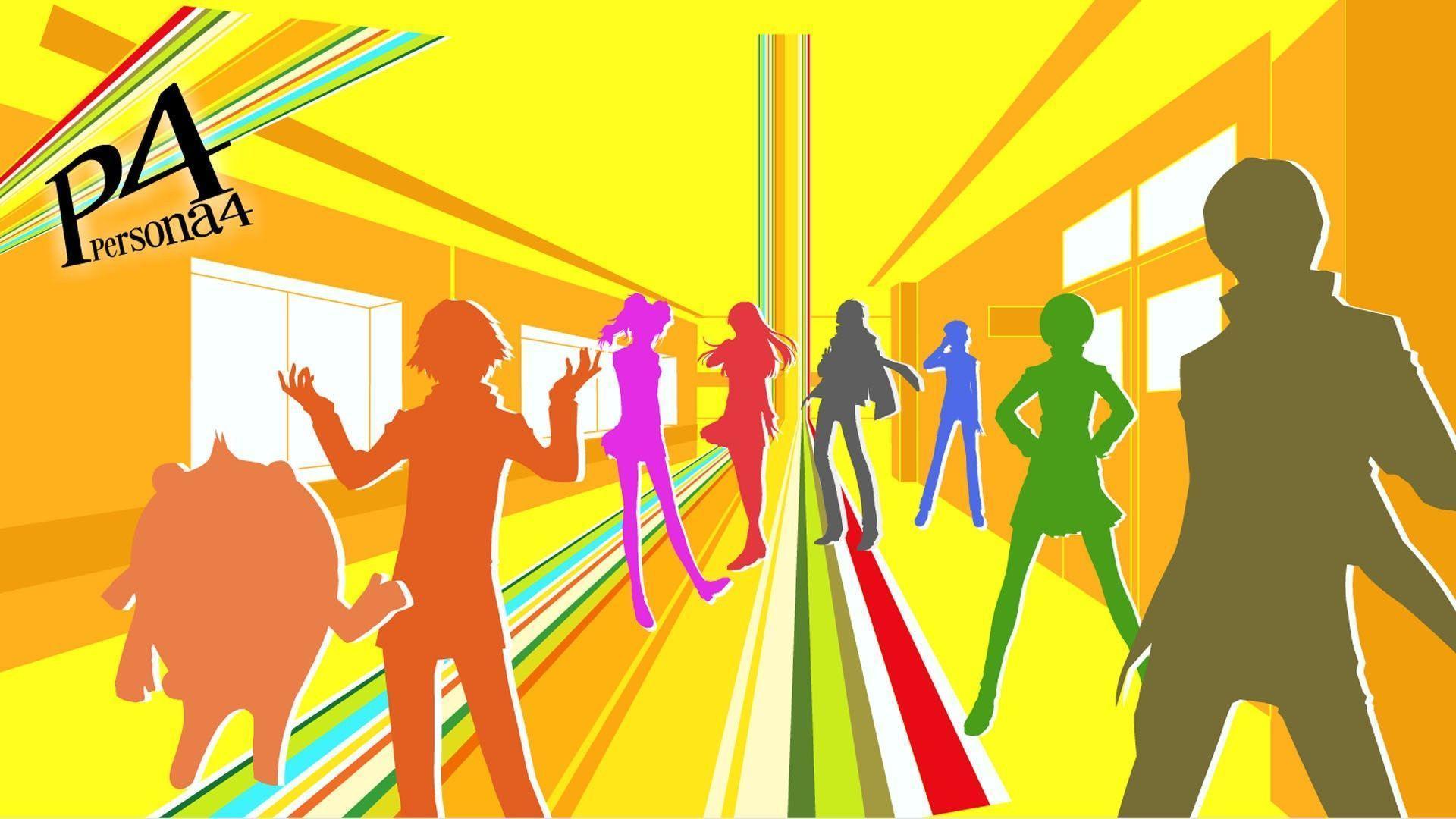 persona 4 wallpapers wallpaper cave