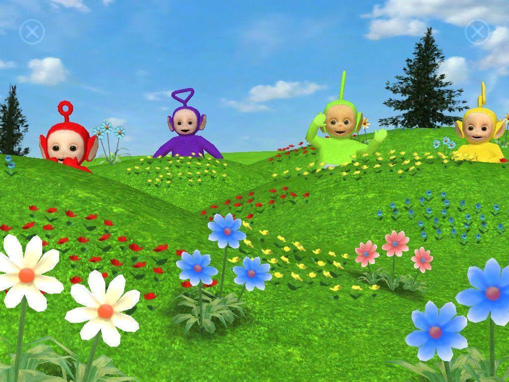 Free Wallpapers Teletubbies Pictures To Pin On Pinterest