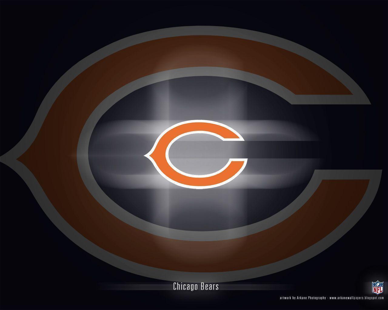 chicago bears desktop wallpapers wallpaper cave