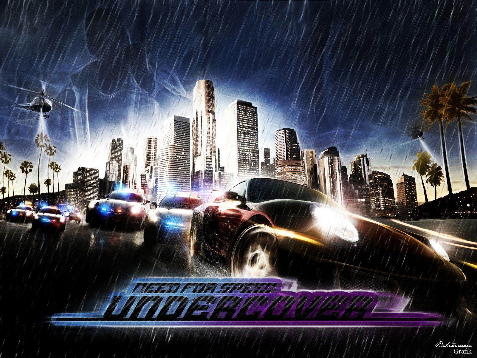 Need For Speed Shift Official Wallpaper