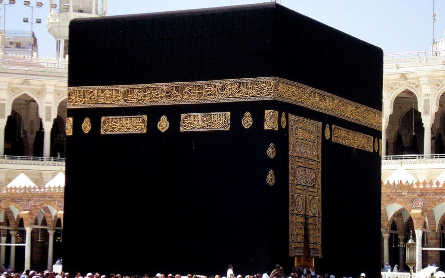 Download Islam Mecca Wallpaper 1440x900 | Wallpoper #396321