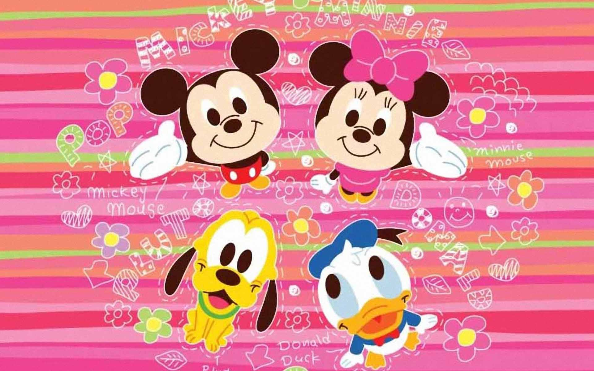 mickey and minnie wallpapers wallpaper cave