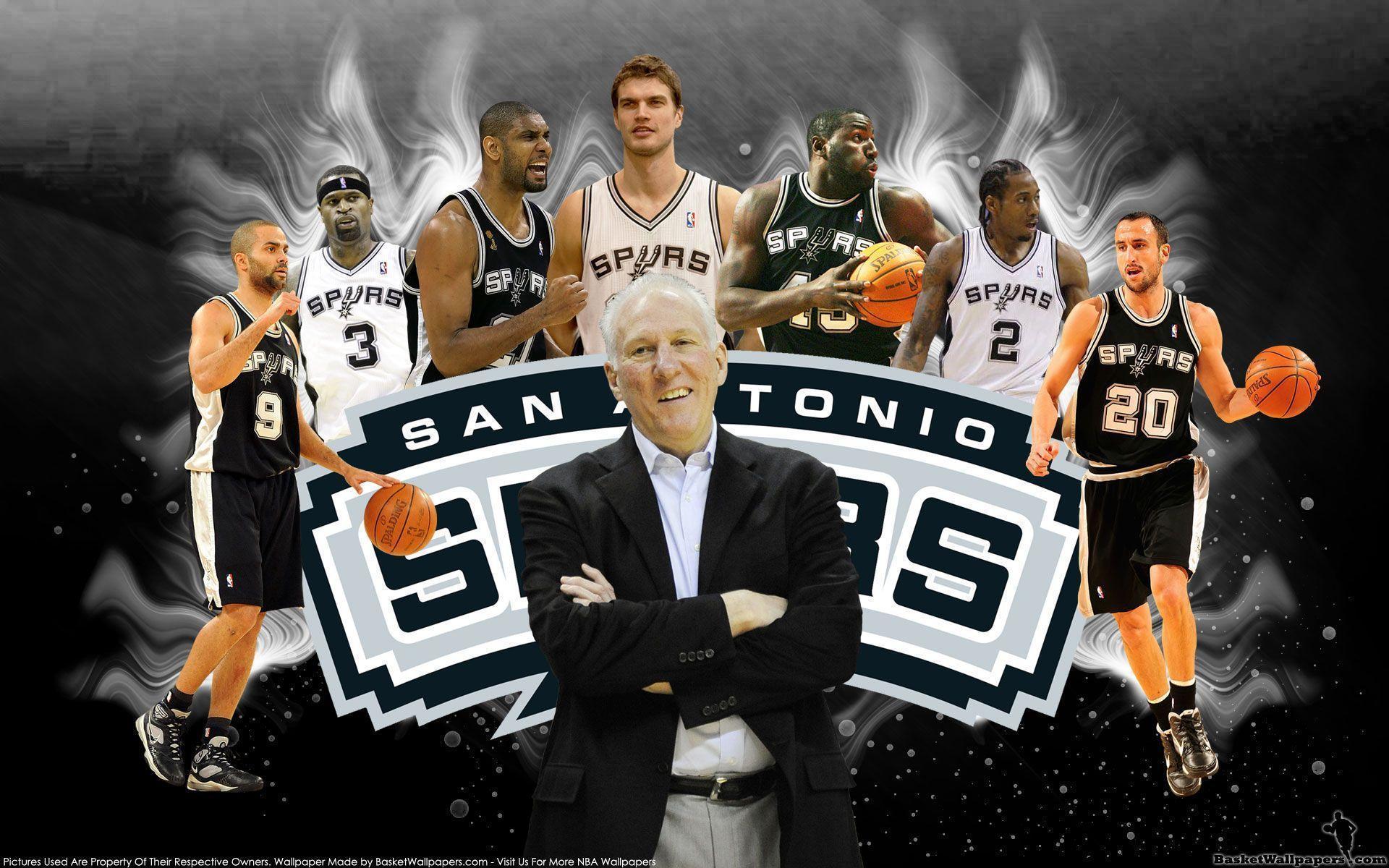 San Antonio Spurs Wallpapers 2015 - Wallpaper Cave