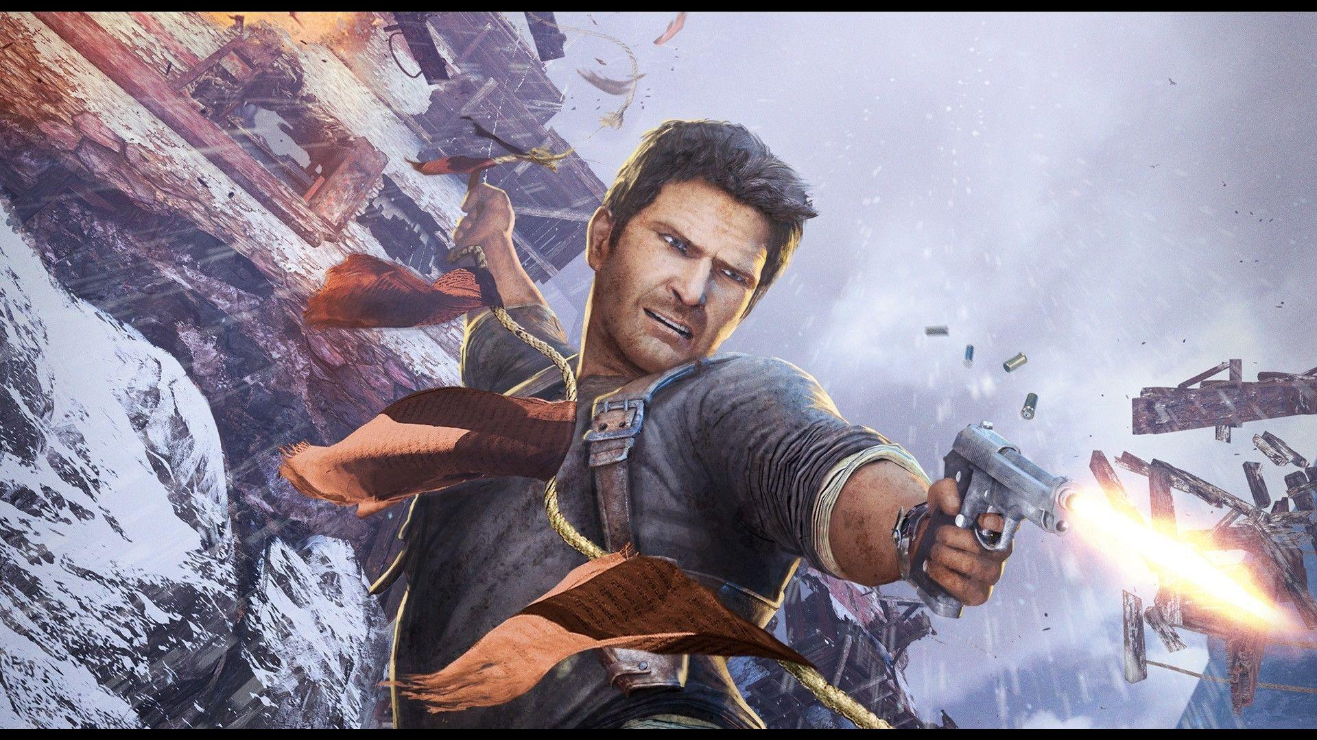 Uncharted 2: Among Thieves Computer Wallpapers, Desktop