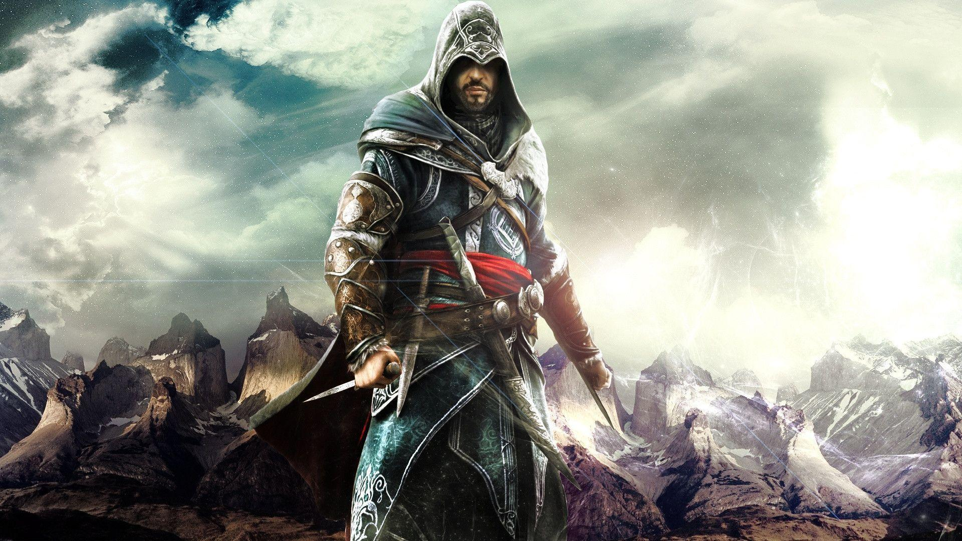 Assassin S Creed Desktop Backgrounds Wallpaper Cave