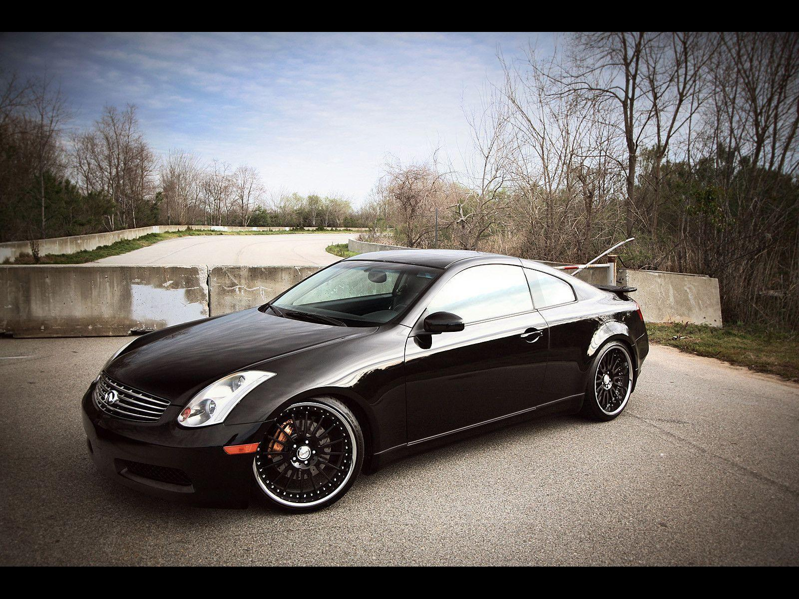 Infiniti G35 Sport Coupe - Photography by Webb Bland Closed ...