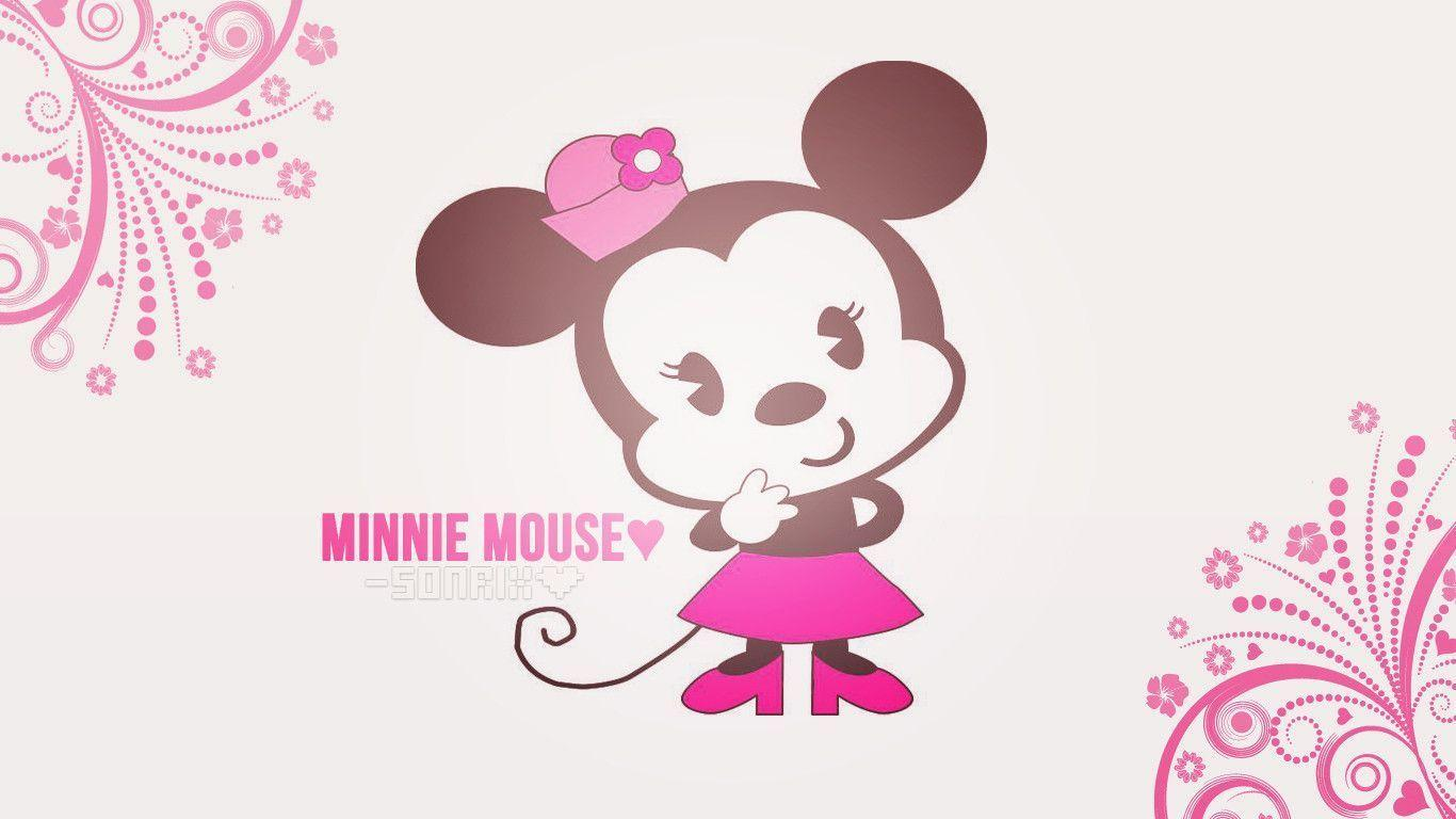 Minnie Mouse Pink Wallpapers 35309 Hi