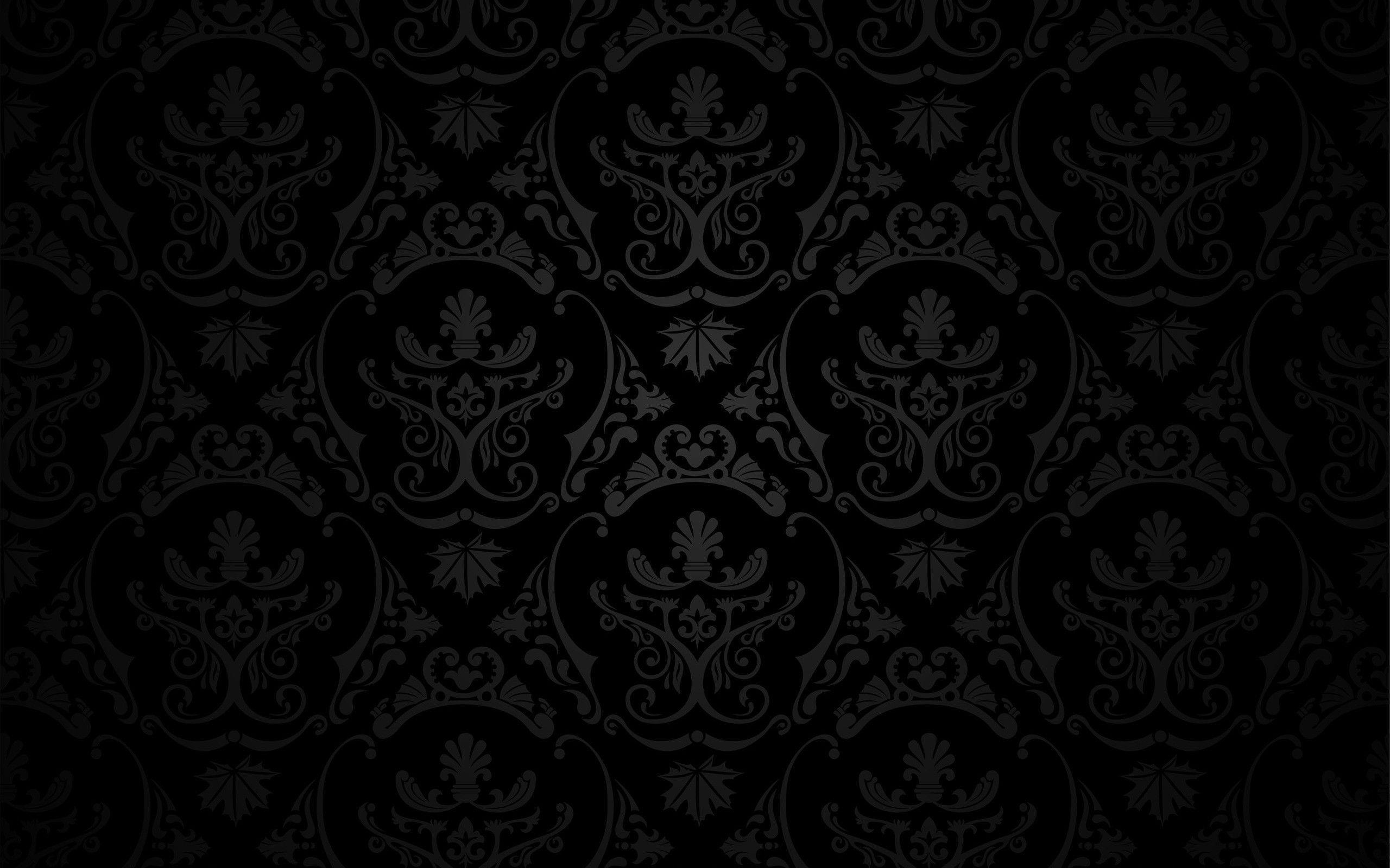 Pretty Black Backgrounds