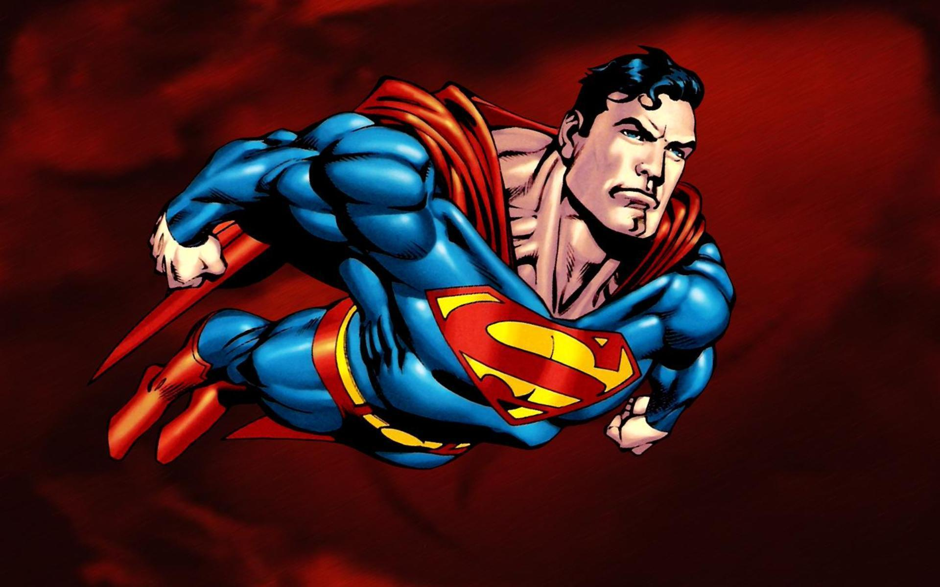 superman comic art wallpaper - photo #9