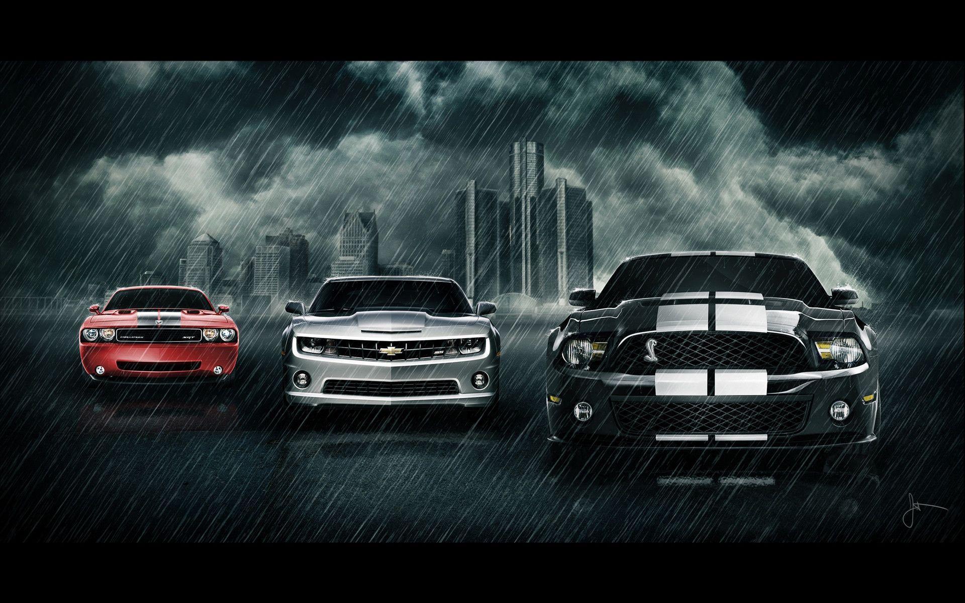 Cool Sport Muscle Car | Muscle Car Hd 1366?768 Free Desktop ...