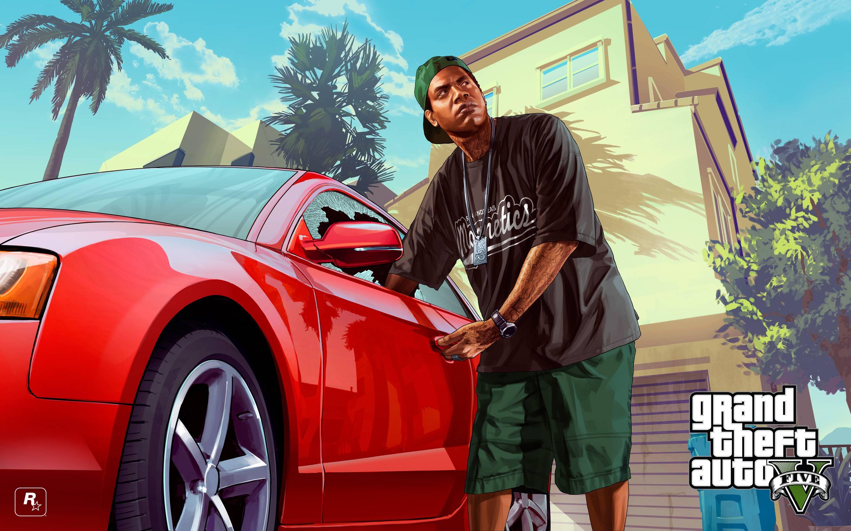 GTA 5 - Lamar, Jimmy and Tracey Wallpaper | Gaming Till Disconnected