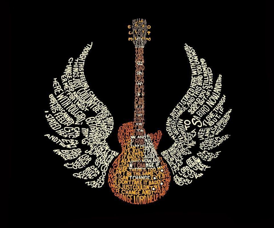 Awesome Guitar free mobile wallpapers music download