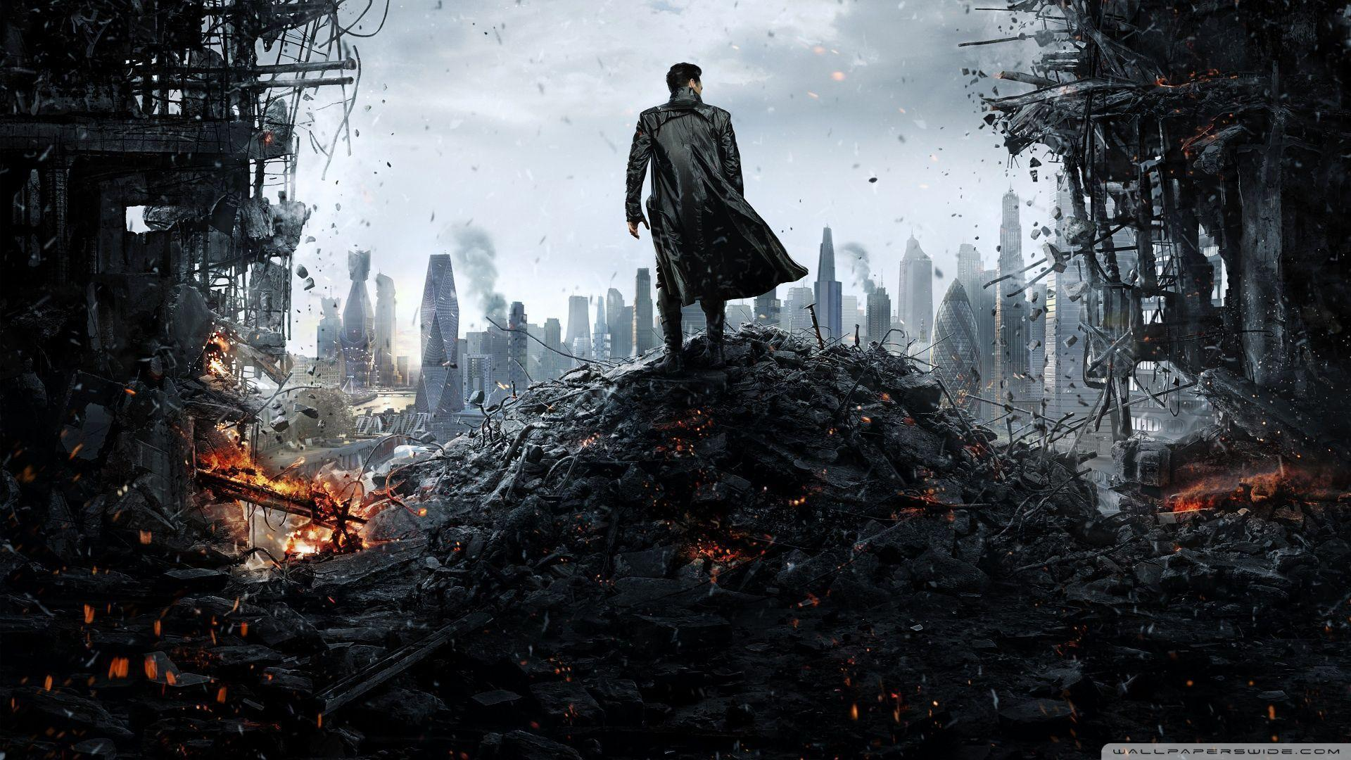 Fonds d&Star Trek Into Darkness : tous les wallpapers Star