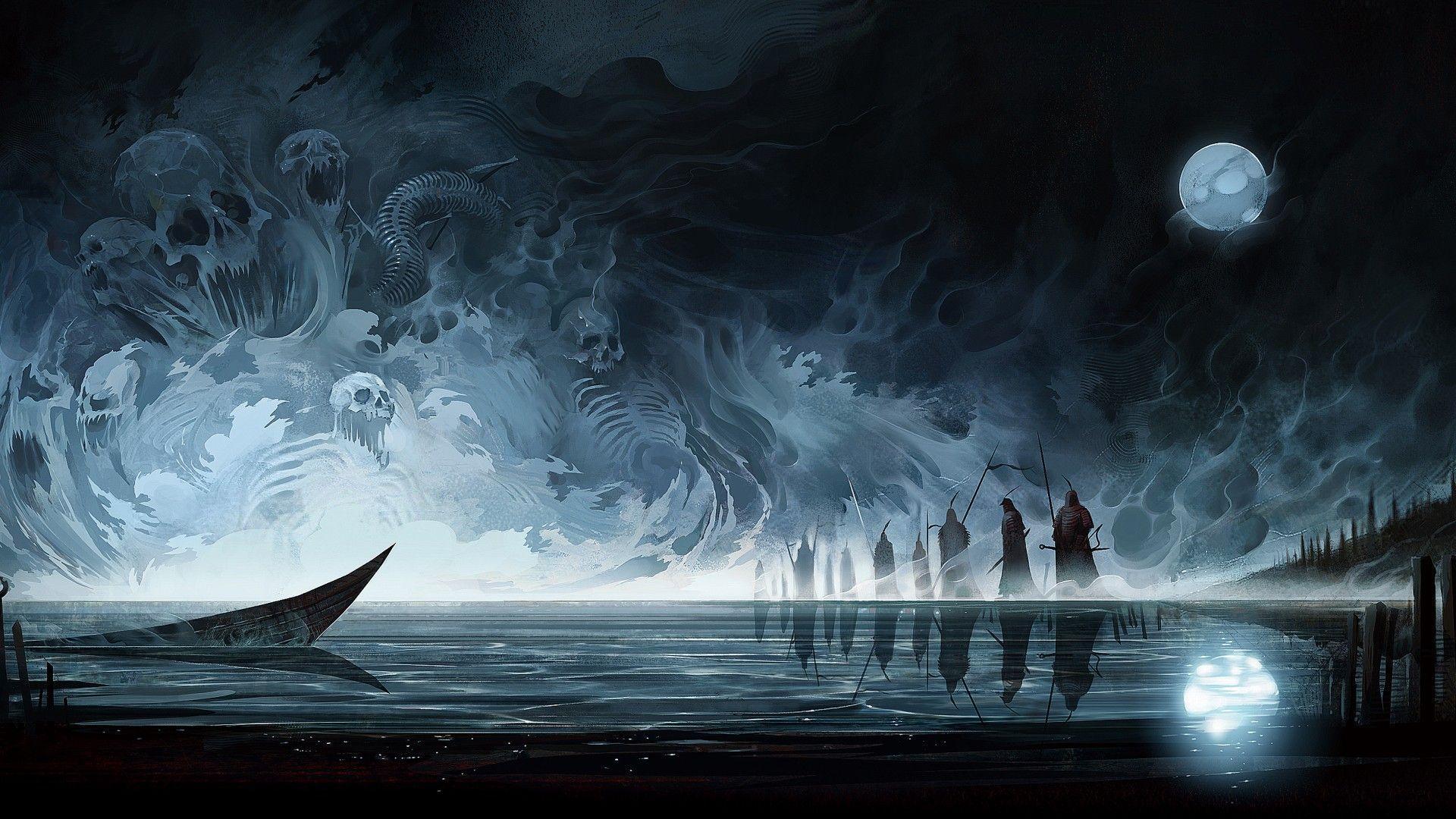 darkness desktop wallpaper dazzler - photo #1