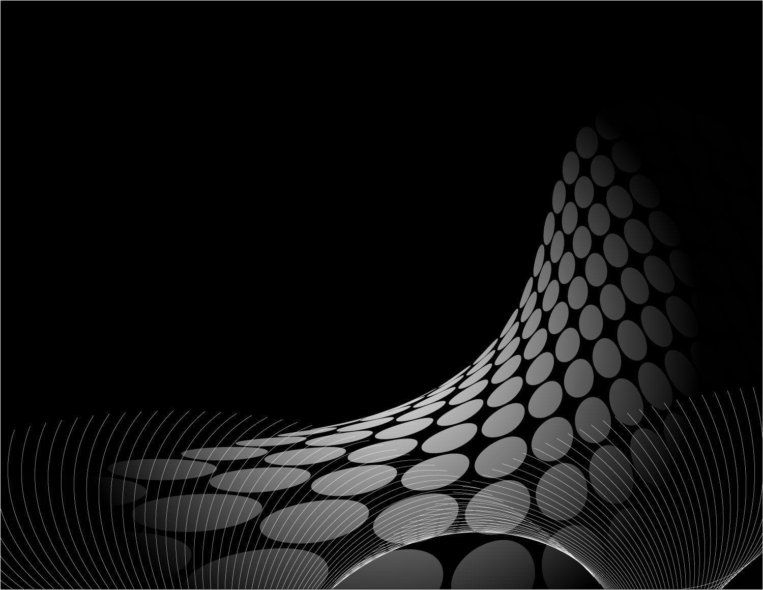 Wallpapers For > Black Abstract Backgrounds