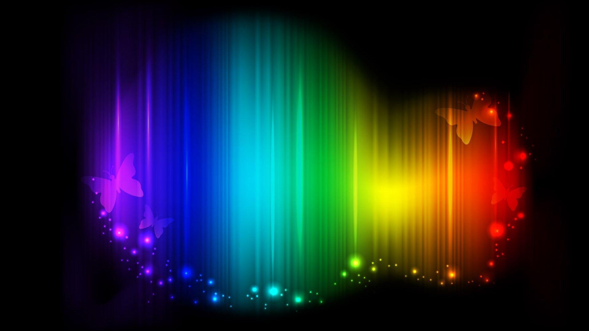 Colorful butterfly backgrounds