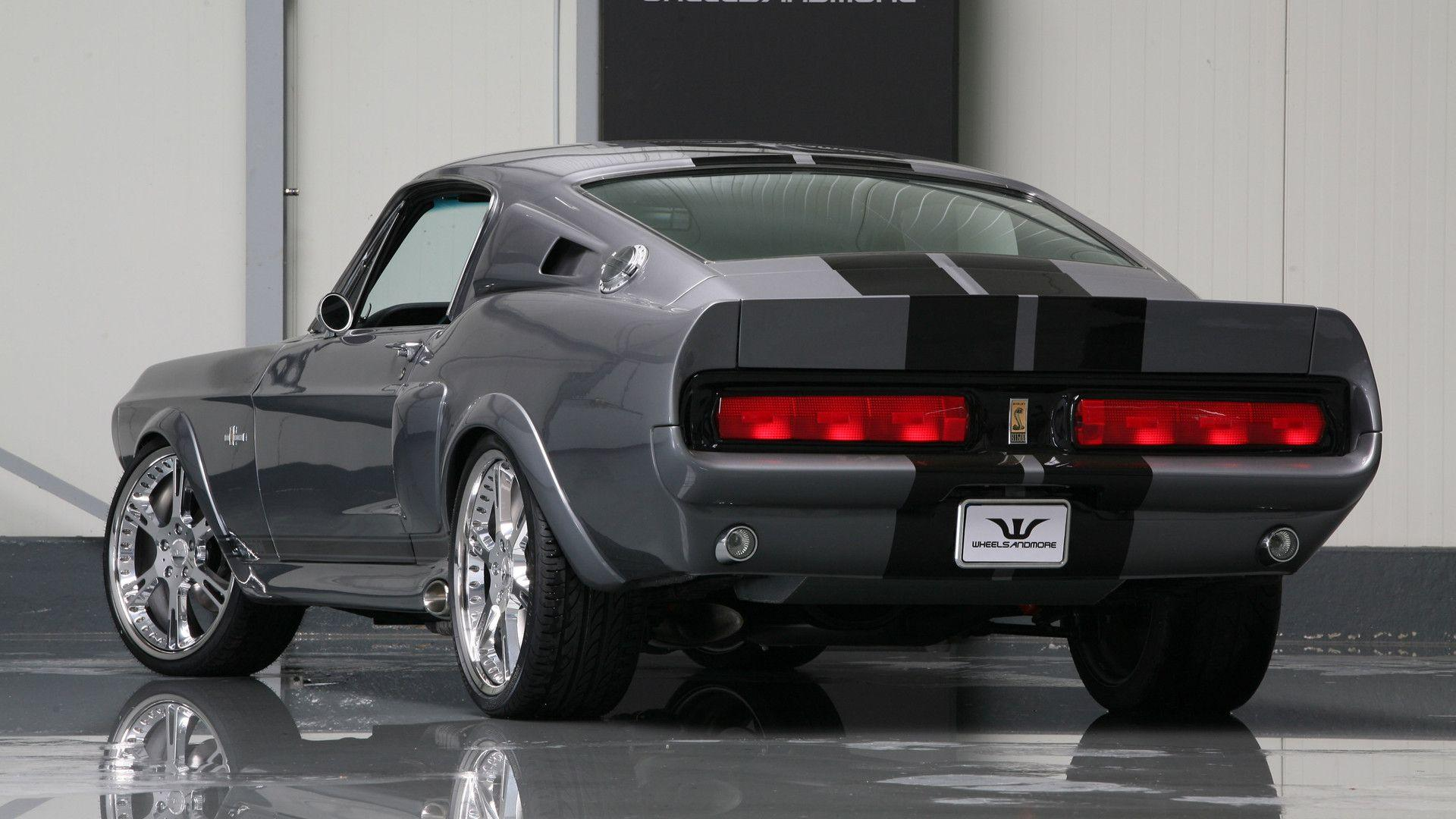 Shelby GT500 1967 HD Wallpapers