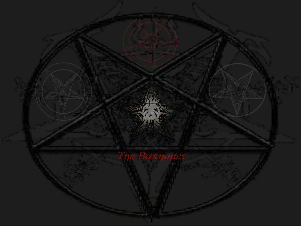 8 Baphomet HD Wallpapers | Backgrounds - Wallpaper Abyss