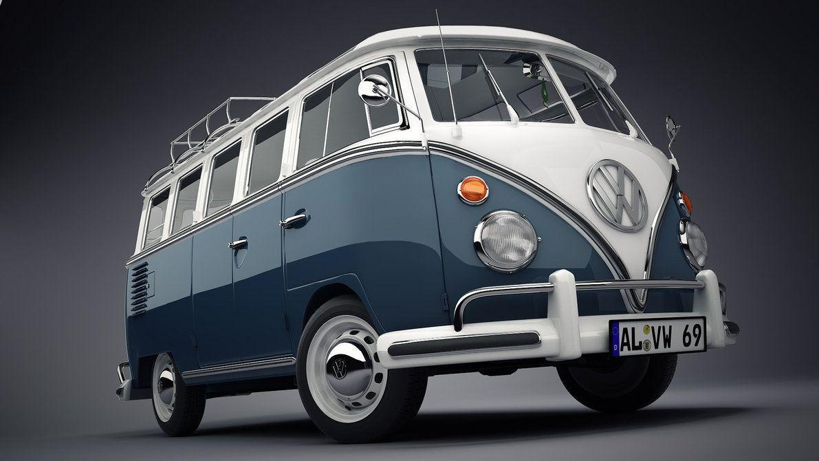 Vw Bus Type Split Screen Cer Van Wallpapers Fr 1191x670PX