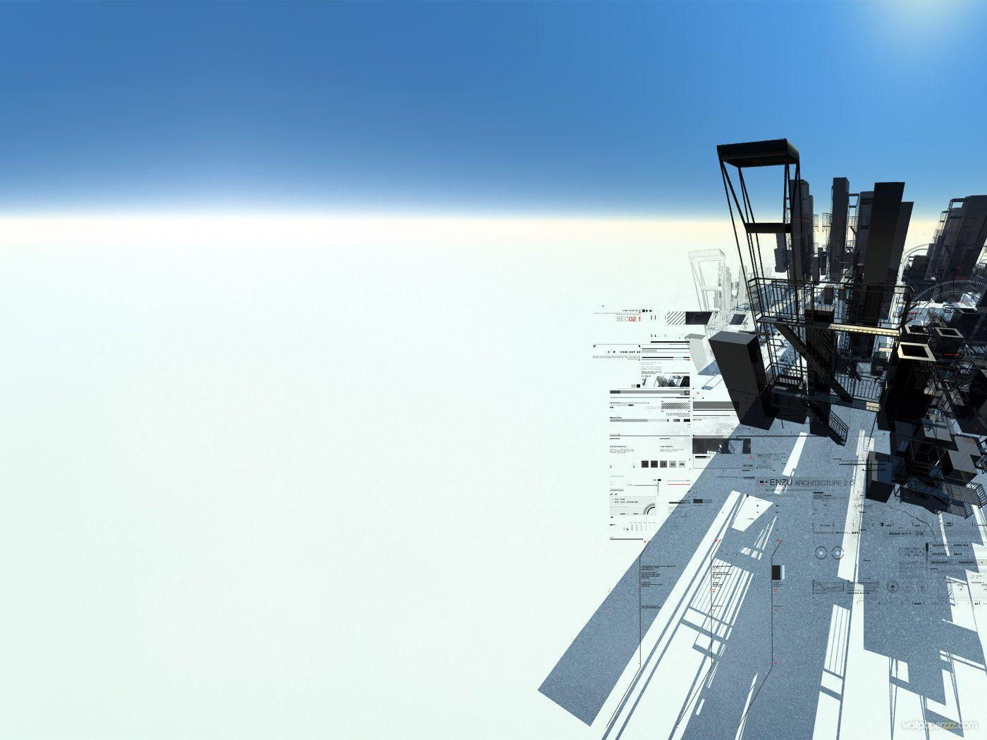 3D Architecture Wallpapers - HD Wallpapers Inn