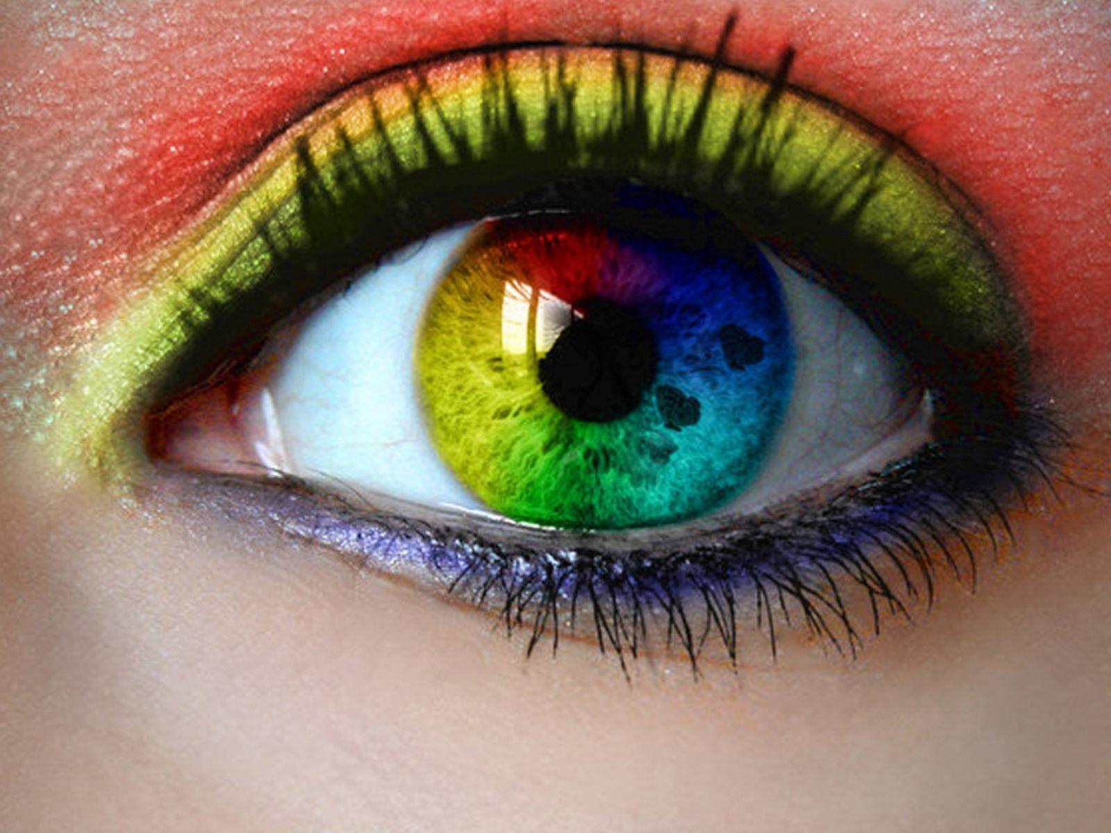 lovely eyes wallpaper