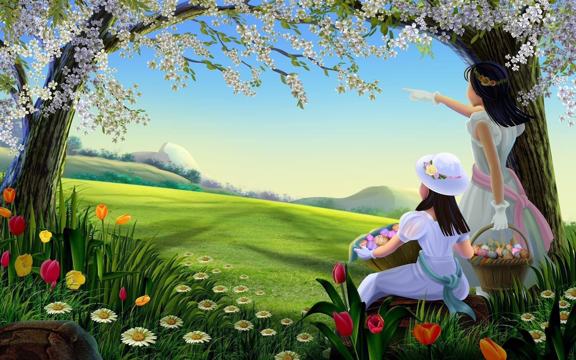 Spring Best Wallpapers Free