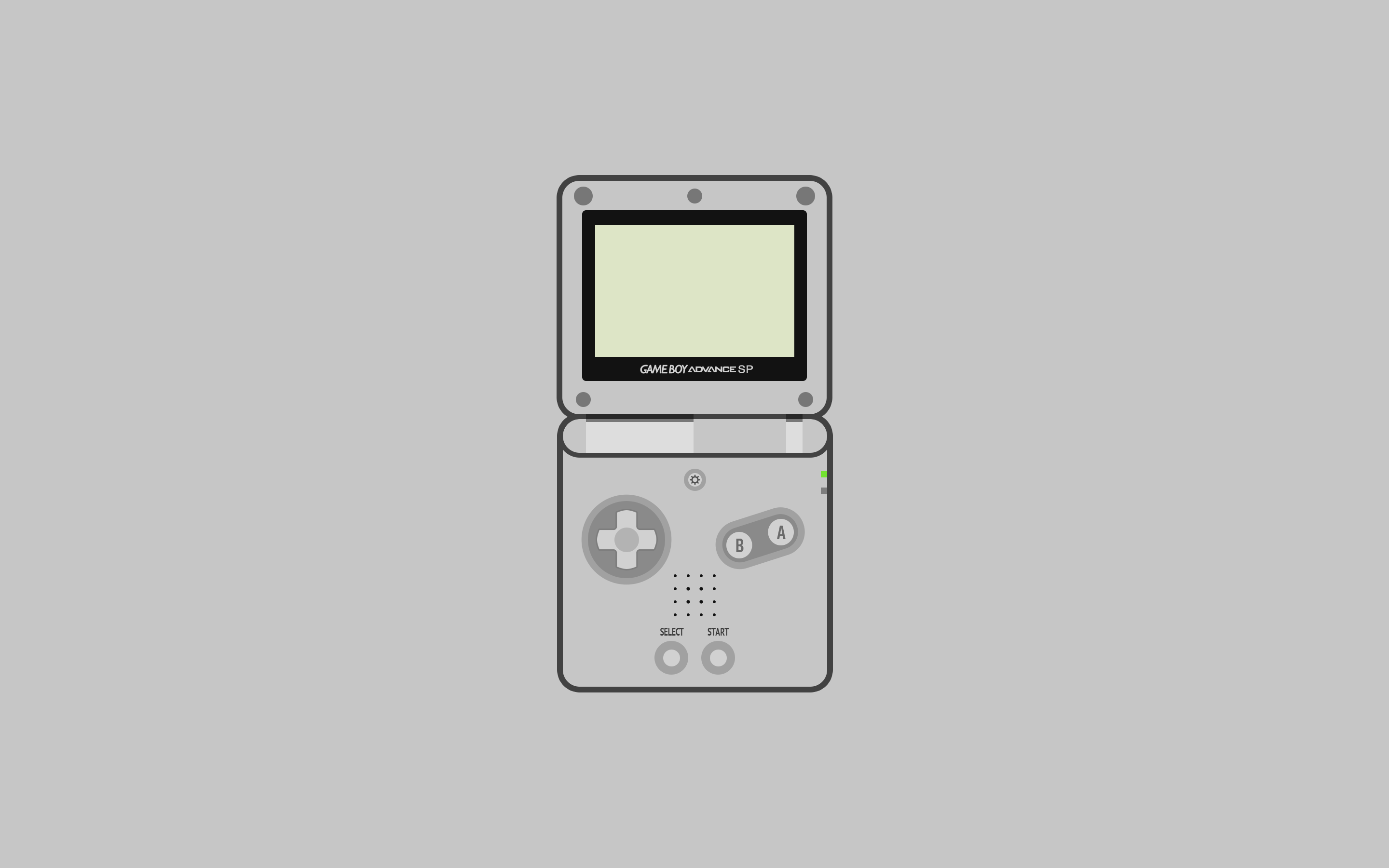 Nintendo Game Boy Advance SP Wallpapers