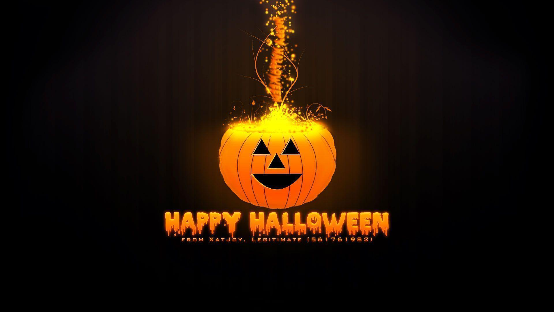 happy halloween background - photo #10