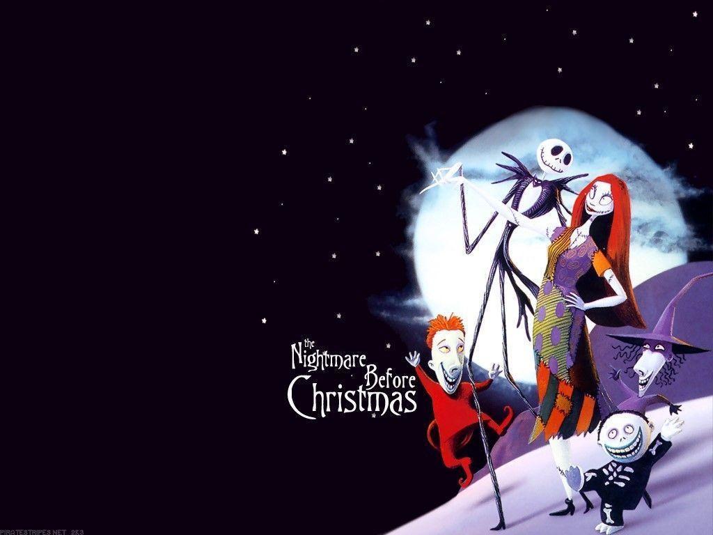 Nightmare Before Christmas Wallpapers Desktop