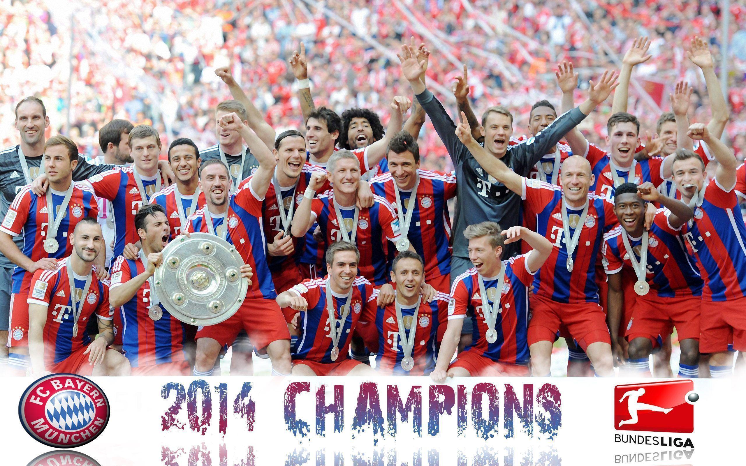 2014 Bayern Munchen Desktop Background 2727 Football Wallpapers ...