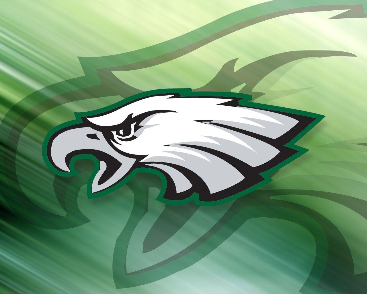 philadelphia eagles team logo wallpapers 1280x1024 photo