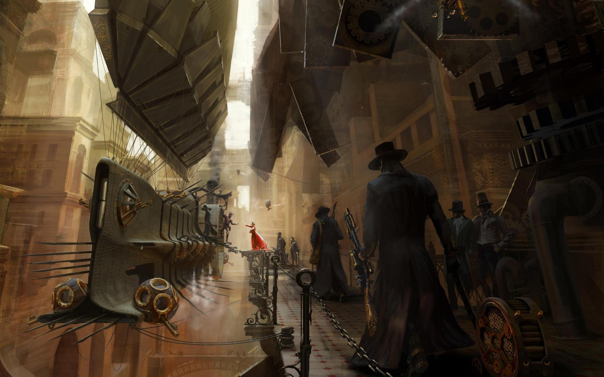 Steampunk Wallpapers 23136 HD Desktop Backgrounds and Widescreen