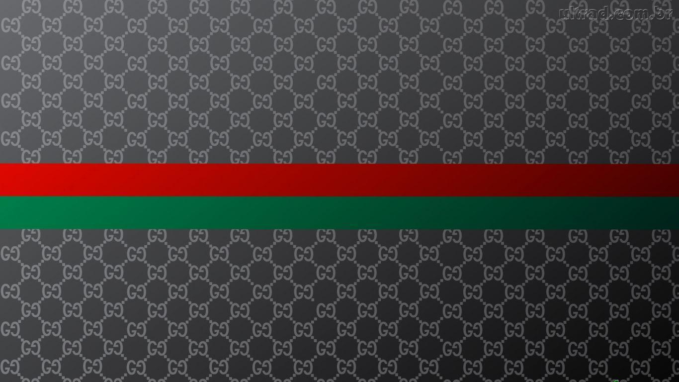Logos For > Gucci Logo Wallpaper Green And Red