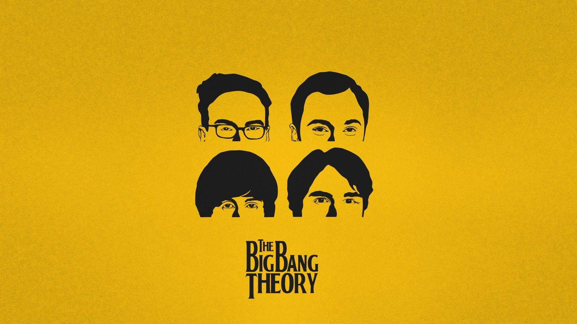 Four haircuts from The Big Bang Theory - Epic Wallpapers