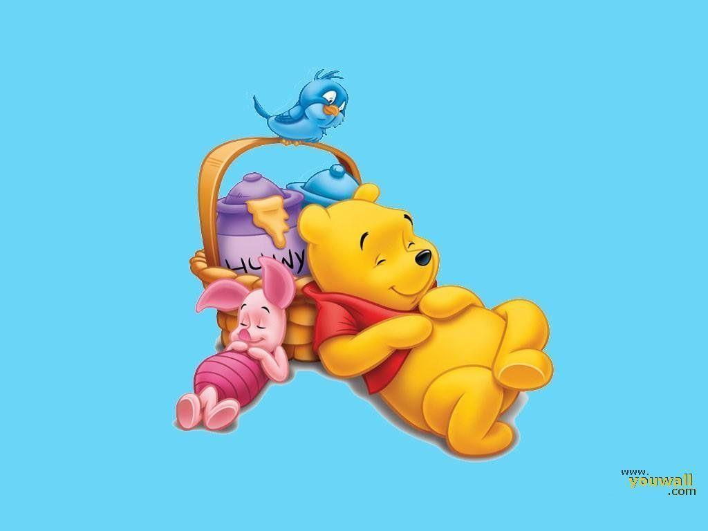 Pooh Bear Desktop Wallpapers - Wallpaper Cave