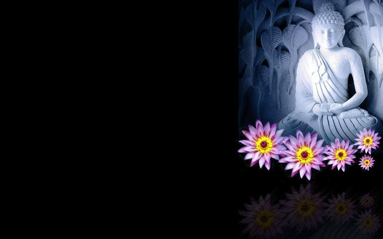 Wallpapers For > Lord Buddha Wallpapers 1024x768