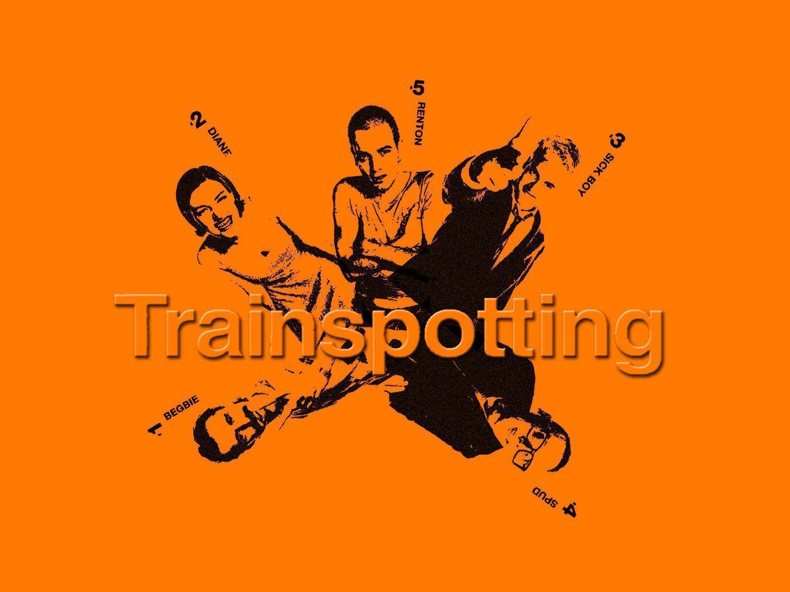 Trainspotting Wallpapers - Wallpaper Cave