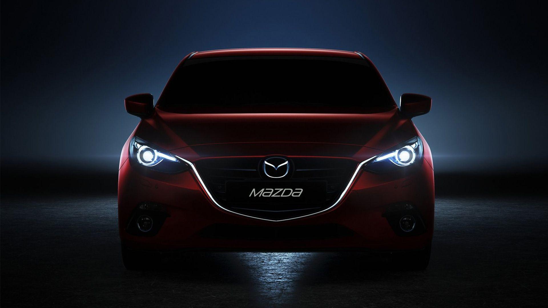 Mazda wallpaper