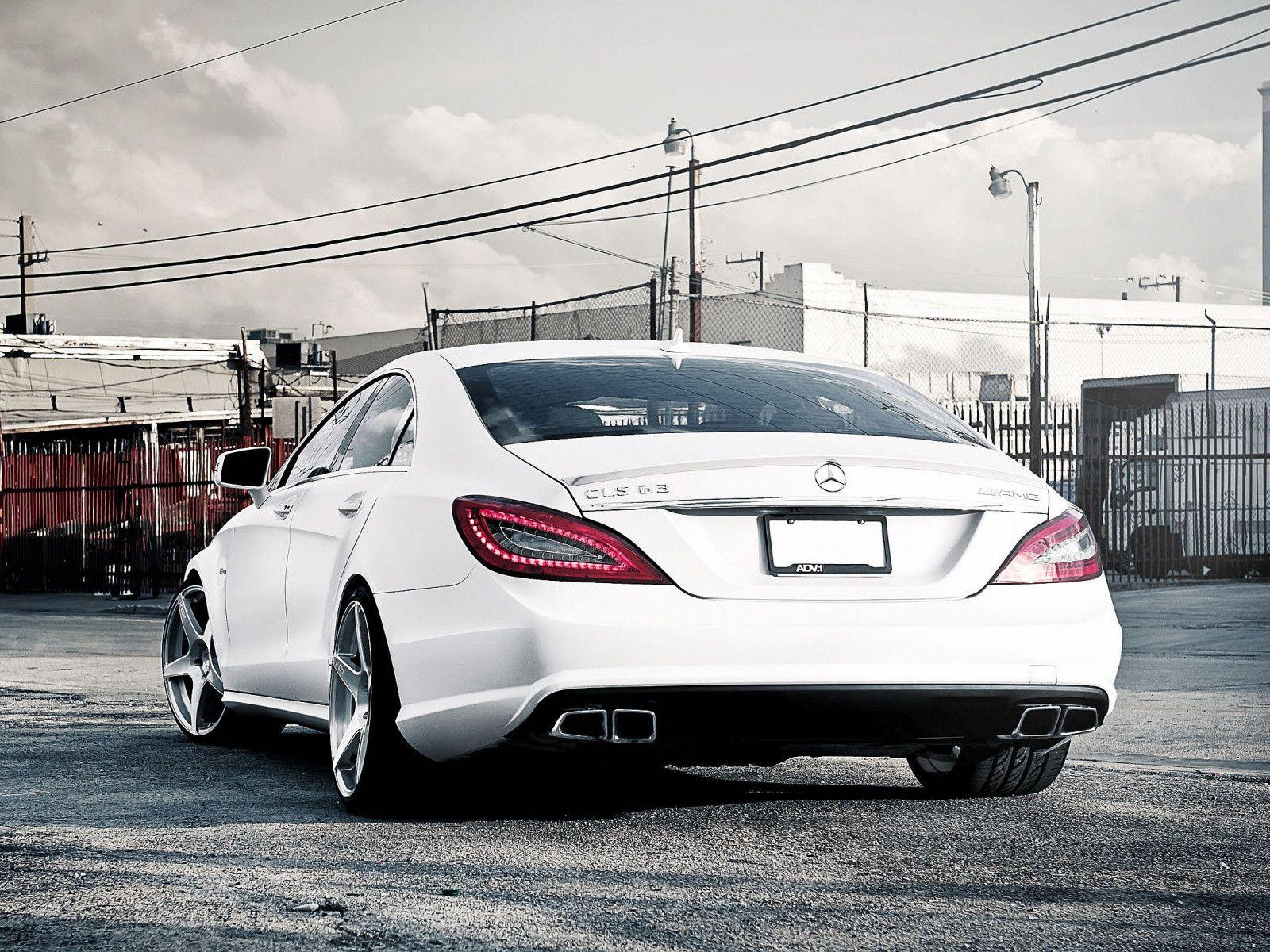 mercedes cl63 amg hd - photo #33