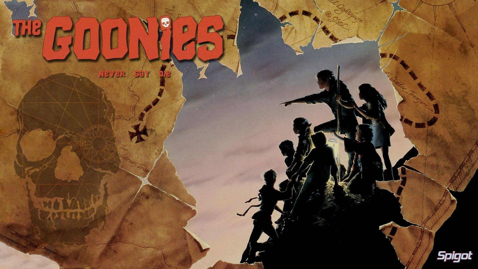 The Goonies Wallpapers 3062 Wallpapers