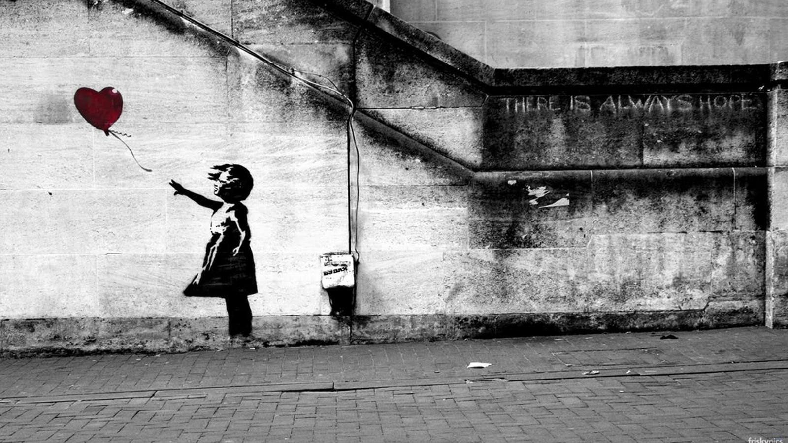 Banksy Wallpapers - Wallpaper Cave