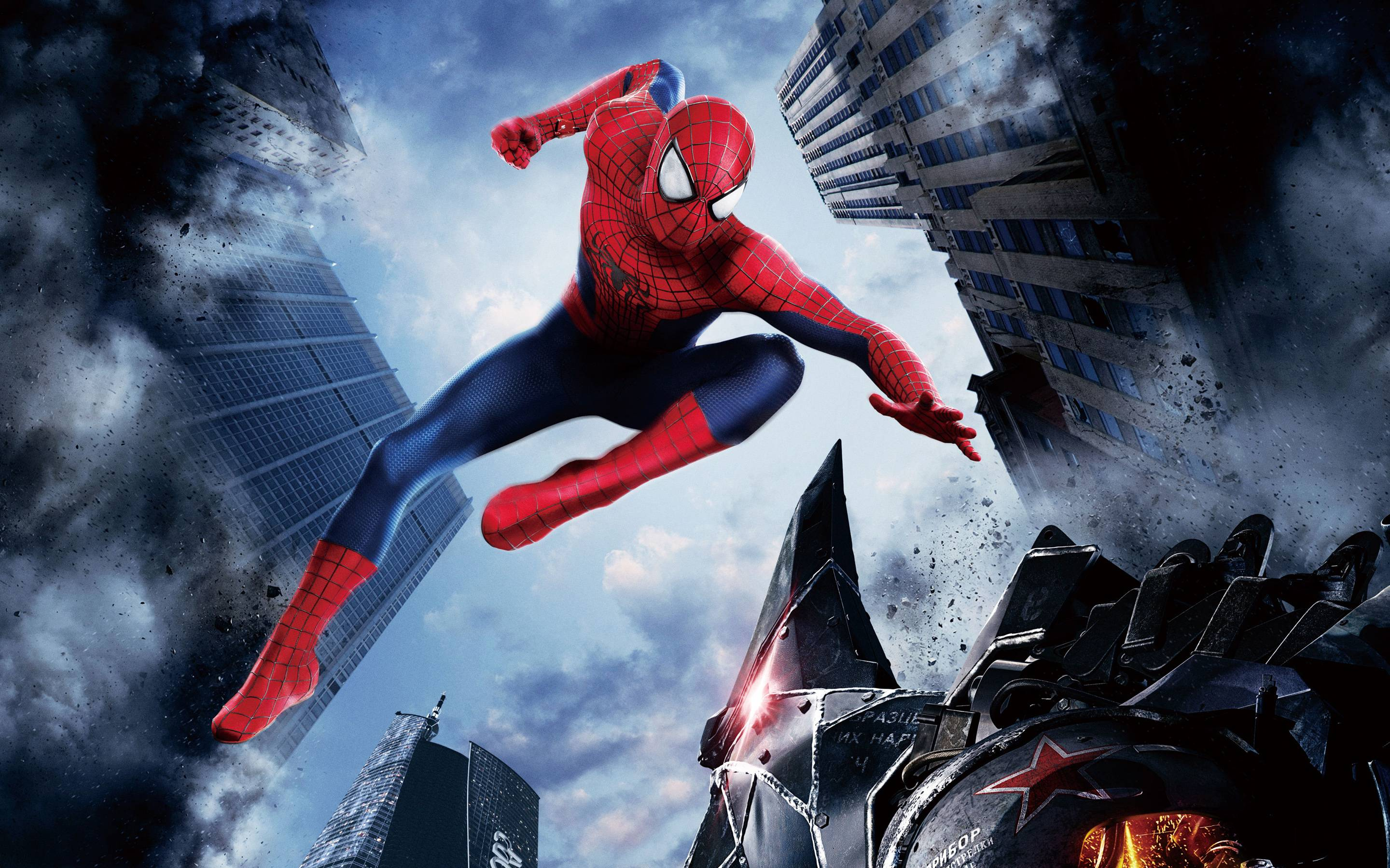 The Amazing Spider Man 2 2014 Movie Wallpapers